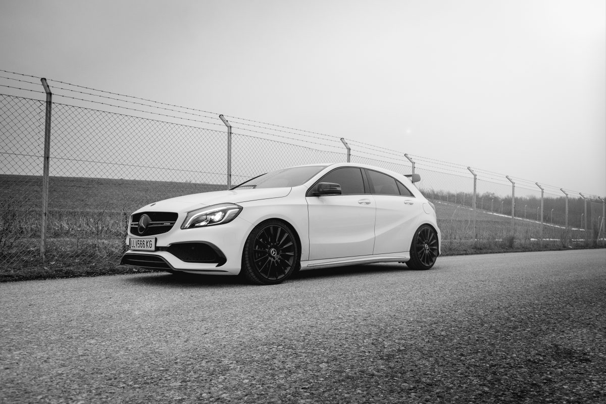 AMG Power Mercedes Benz